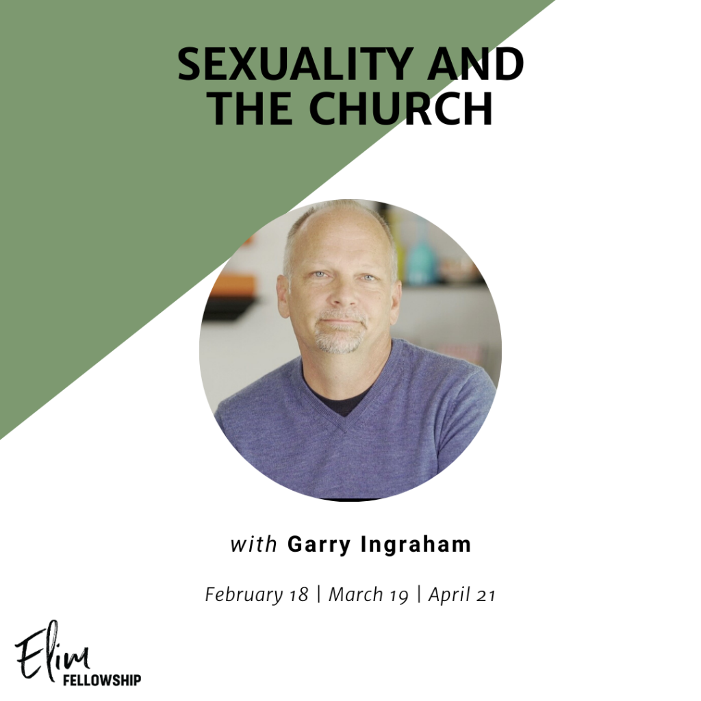 Sexuality and the Church Huddle with Garry Ingraham